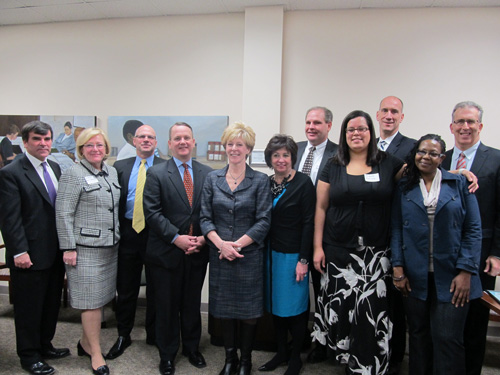 WCAC Celebrates Worcester's Earned Income Tax Credit (EITC) Awareness Day 2013