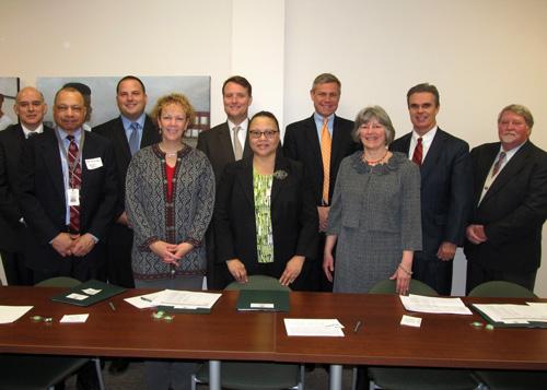 WCAC's Annual Legislative Breakfast – March 27, 2013