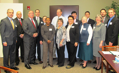 WCAC's Legislative Breakfast - March 8, 2012