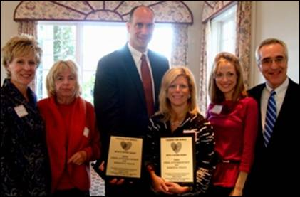 WCAC recently celebrated National Philanthropy Day