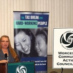 Worcester's Earned Income Tax Credit (EITC) Day 2012